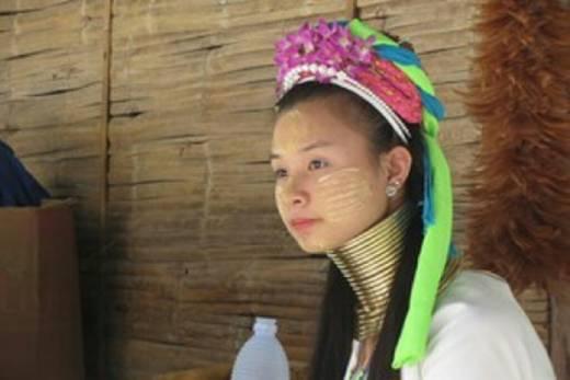 Inilah Gadis Paling Cantik di Utara Thailand, Begini Rupanya