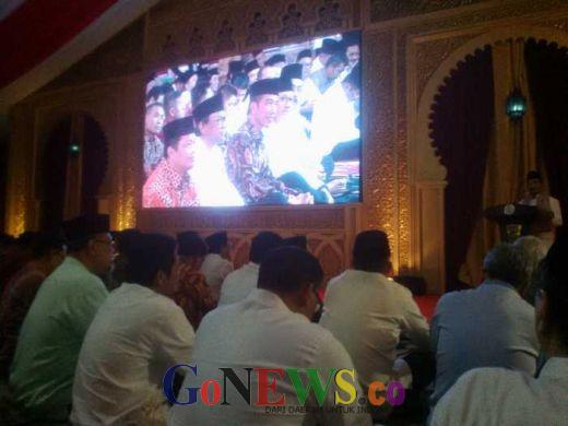 Dengar Imam Besar Masjid Istiqlal Tausiah, Jokowi Tak Berhenti Ngakak, Ini Penyebabnya